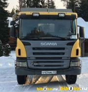 Scania P93 самосвал