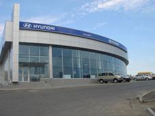 Фото АГАТ Hyundai шоссе Авиаторов