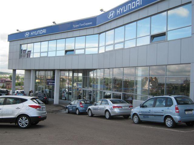 Фото ТТС Hyundai Казань Победы