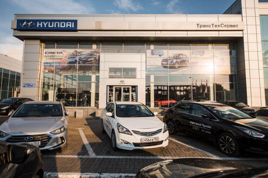 Фото ТТС Hyundai Уфа Жукова