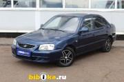Hyundai Accent ТагАЗ 1.5 MT 102 л.с.