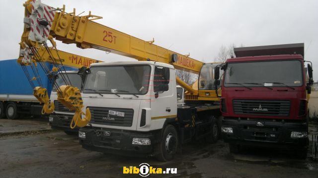 Машека КС-55727-А-12 автокран