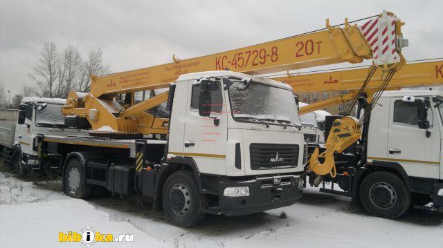 Машека КС-45729-8-02 автокран