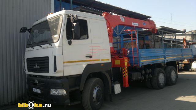 МАЗ 6312 С5-8525-012 с КМУ KANGLIM KS1256G-II бортовой