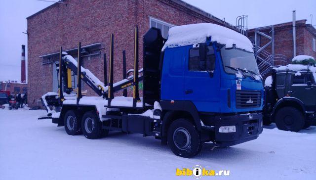 МАЗ 6312 С9-529-012 Сортиментовоз с Гидроманипулятором