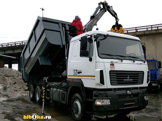 МАЗ 6312 С5-8529-012 Ломовоз