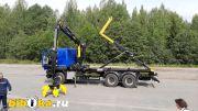 МАЗ 6312 Е9-8529-012 Ломовоз мультилифт