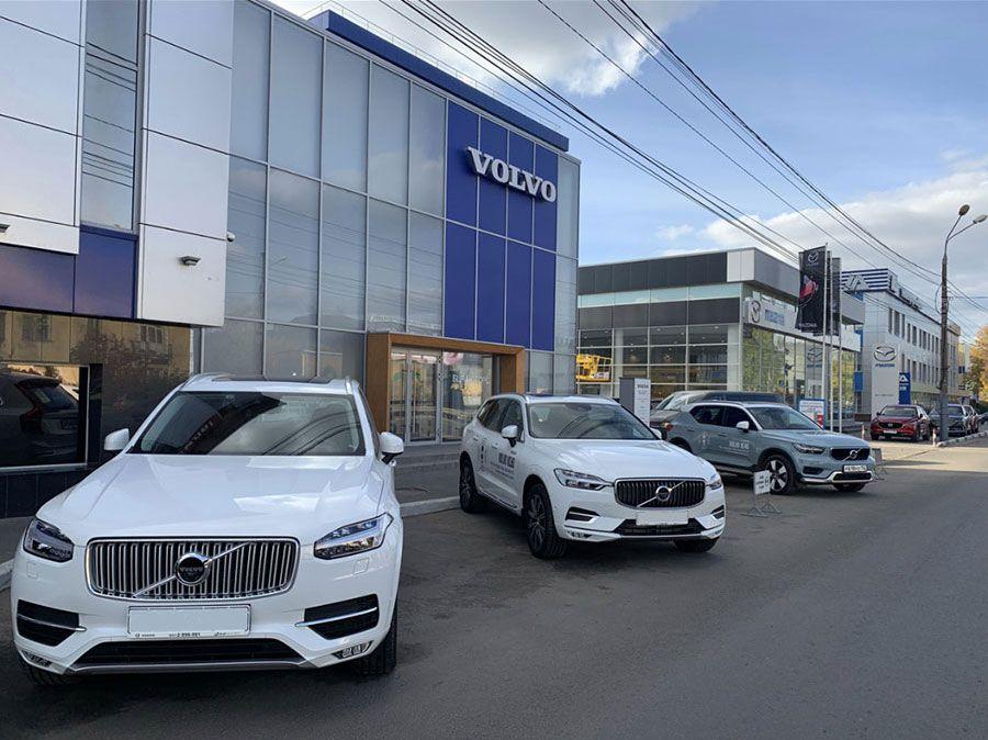 Фото БЦР-МОТОРС Volvo