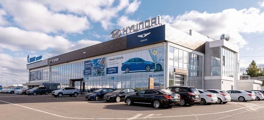 Фото АГАТ Hyundai на Ларина
