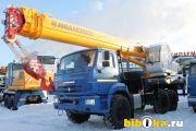 Ивановец КС-45717К-3Р автокран