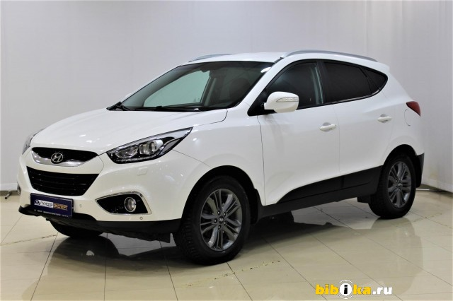 Hyundai ix35 2.0 AT 150 л.с. 4WD