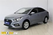 Hyundai Solaris 1.4 MT 100 л.с.