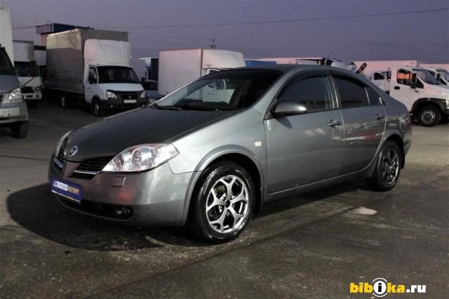 Nissan Primera 1.6 MT 109 л.с.
