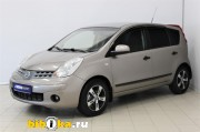 Nissan Note 1.4 MT 88 л.с.