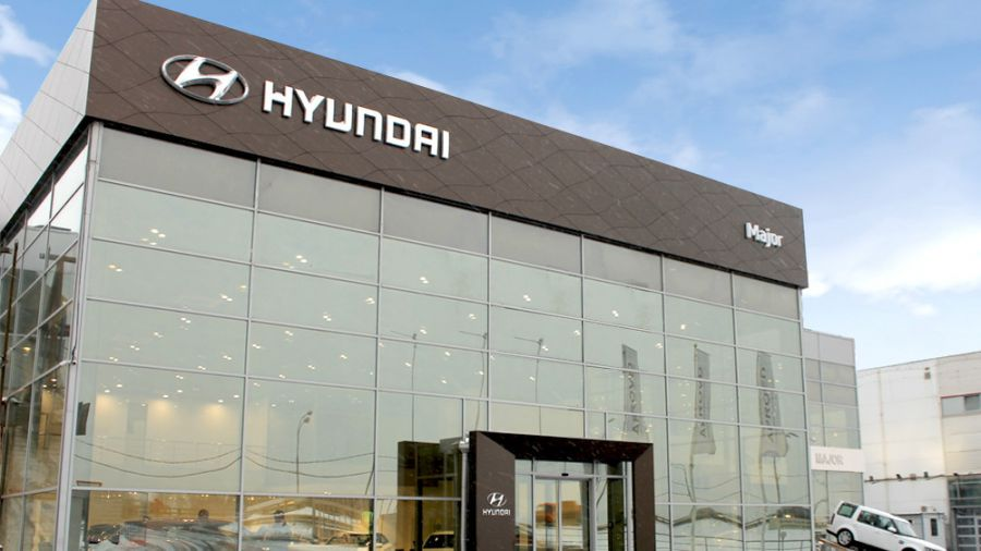 Фото Major Auto Hyundai МКАД 18