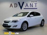 Opel Astra 1.6 AT 180 л.с.