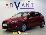 Ford Focus 1.6 AMT 125 л.с.