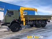 КамАЗ 43118 (6х6) бортовой