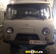 УАЗ 3909 02 грузовой фургон