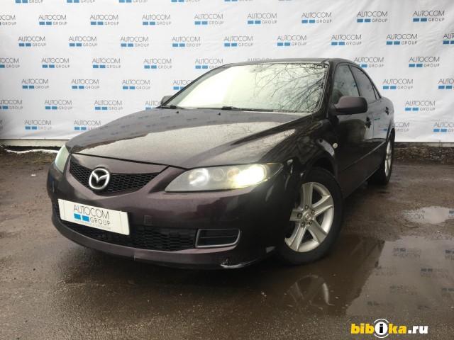 Mazda 6 1.8 MT 120 л.с.