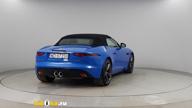 Jaguar F-Type  3.0 V6 S/C Aut