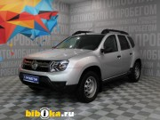 Renault Duster 1.5d MT 109 л.с. 4WD