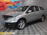 SsangYong Actyon Sports 2.0d AT 141 л.с. 4WD