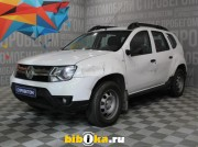 Renault Duster 1.6 MT 114 л.с. 4WD