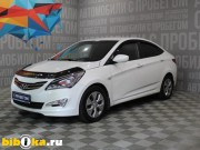 Hyundai Solaris 1.4 AT 107 л.с.