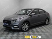 Hyundai Solaris 1.6 MT 123 л.с.