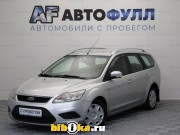 Ford Focus II 1.6 AT 100 л.с.