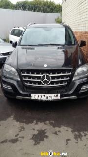 Mercedes-Benz M - Class W164 [рестайлинг] ML 350 CDI 7G-Tronic (224 л.с.)