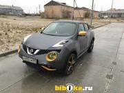 Nissan Juke YF15 1.6 MT (117 л.с.) Se +active