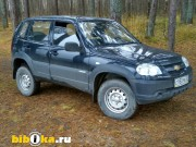 Chevrolet Niva (ВАЗ 2123) 1 поколение [рестайлинг] 1.7 MT (80 л.с.) Bertone edition