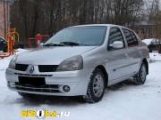 Renault Symbol 1 поколение [2-й рестайлинг] 1.4 MT EURO-2 (75 л.с.)