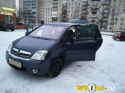 Opel Meriva 1 поколение [рестайлинг] 1.6 Twinport MT (105 л.с.) Cosmo