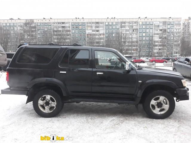 Great Wall Safe (SUV G5) 2.2 л .  4WD полная