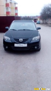 Mazda 3 BK 2.3 AT (162 л.с.)
