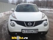 Nissan Juke 1.6 turbo CVT AWD (190 л.с.)