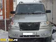УАЗ 3163 Патриот 1 поколение [рестайлинг] 2.7 MT 4WD (128 л.с.) Limited