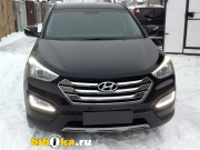 Hyundai Santa Fe DM 2.2 CRDI AT AWD (197 л.с.)