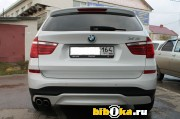 BMW X3 F25 xDrive28i AT (245 л.с.)