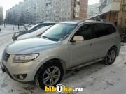 Hyundai Santa Fe CM [рестайлинг] 2.2 CRDi AT 4WD (197 л.с.)