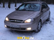 Chevrolet Lacetti 1 поколение 1.4 MT (95 л.с.)