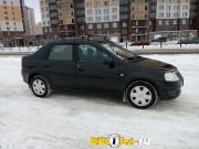 Renault Logan 1 поколение [рестайлинг] 1.6 MT (102 л.с.)