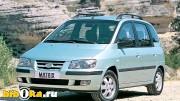 Hyundai Matrix 1 поколение [рестайлинг] 1.8 AT (122 л.с.)
