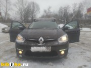 Renault Fluence 1 поколение [рестайлинг] 1.6 MT (106 л.с.)