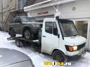Mercedes-Benz T1 Truck Эвакуатор
