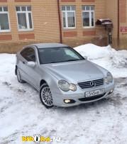 Mercedes-Benz C - Class W203/S203/CL203 [рестайлинг] C 180 Kompressor AT (143 л.с.)