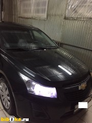 Chevrolet Cruze J300 [рестайлинг] 1.8 MT (141 л.с.)